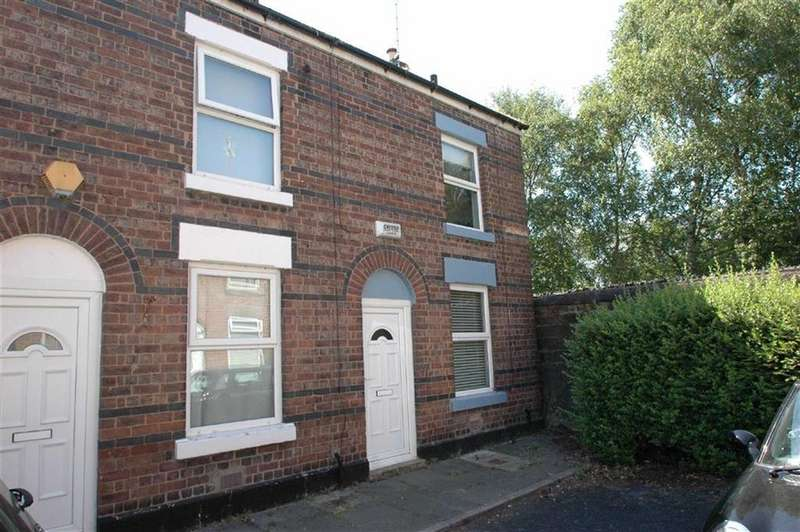 2 Bedrooms End Of Terrace House for sale in Gloucester Street, Newtown, Chester