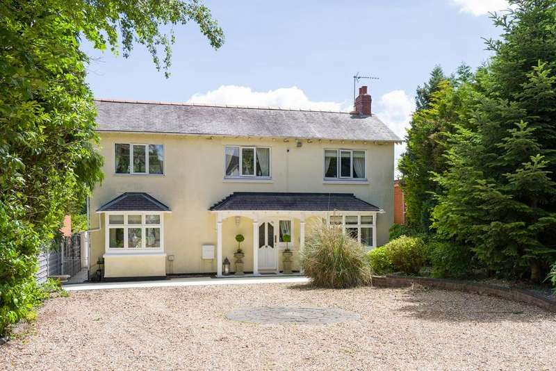 4 Bedrooms Detached House for sale in Linthurst Newtown, Blackwell, Bromsgrove