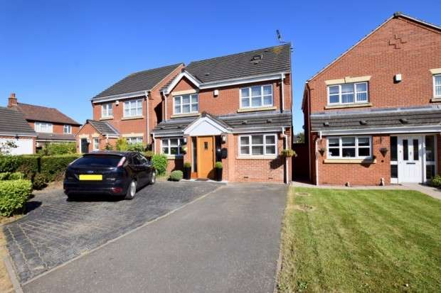 5 Bedrooms Detached House for sale in Maple Walk, Coventry, CV6