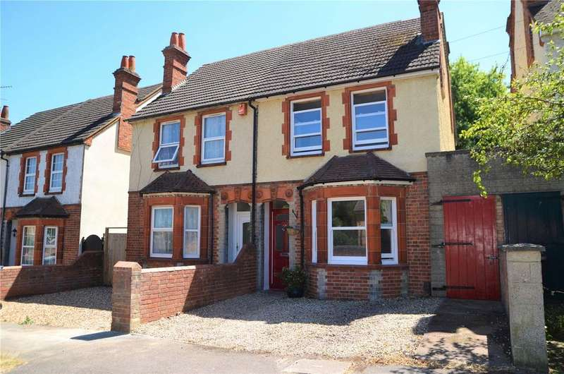 3 Bedrooms Semi Detached House for sale in Craig Avenue, Reading, Berkshire, RG30