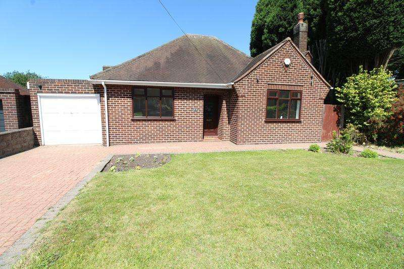 2 Bedrooms Detached Bungalow for sale in Friezland Lane, Brownhills