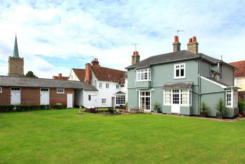 5 Bedrooms Detached House for sale in Nayland