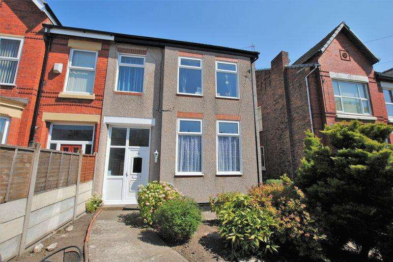 5 Bedrooms Semi Detached House for sale in Serpentine Road, Wallasey