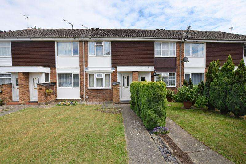 2 Bedrooms Terraced House for sale in Rowland Way, Aylesbury