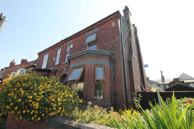 3 Bedrooms Semi Detached House for sale in Alfred Street, Monton