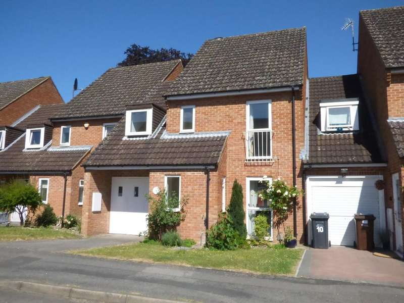 4 Bedrooms Terraced House for sale in Andover SP10