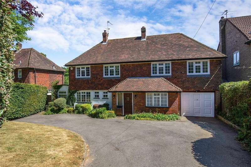 3 Bedrooms Detached House for sale in Gravel Path, Berkhamsted, Hertfordshire, HP4