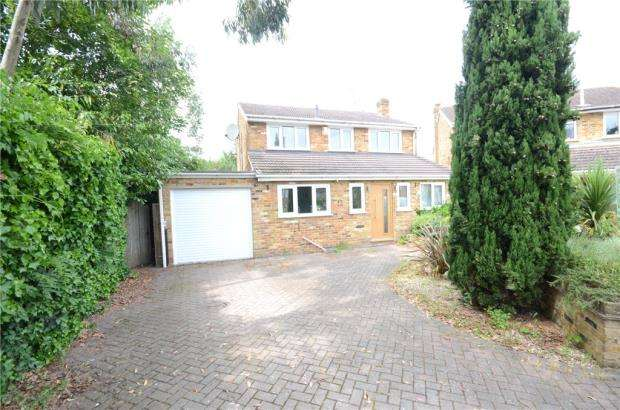 4 Bedrooms Detached House for sale in Culley Way, Maidenhead, Berkshire