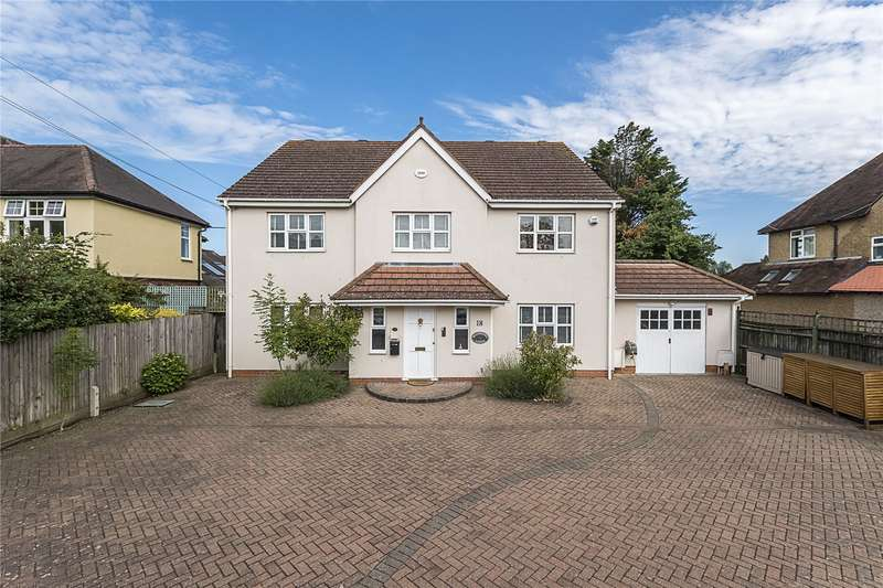 4 Bedrooms Detached House for sale in Cambridge Avenue, New Malden, KT3