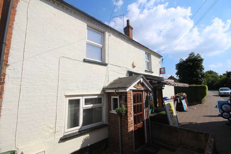 5 Bedrooms End Of Terrace House for sale in Victoria Place, Binfield Village
