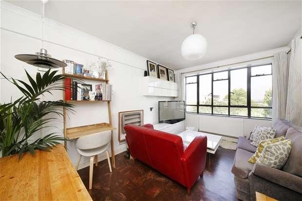 1 Bedroom Flat for sale in Ruskin Park House, Denmark Hill