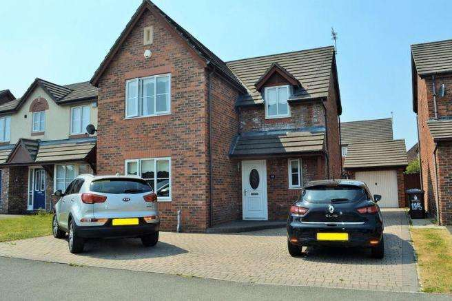 4 Bedrooms Detached House for sale in Saxon Way, Littledale, Kirkby