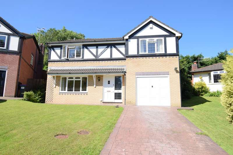 5 Bedrooms Detached House for sale in Gifford Close, Two Locks, Cwmbran, NP44