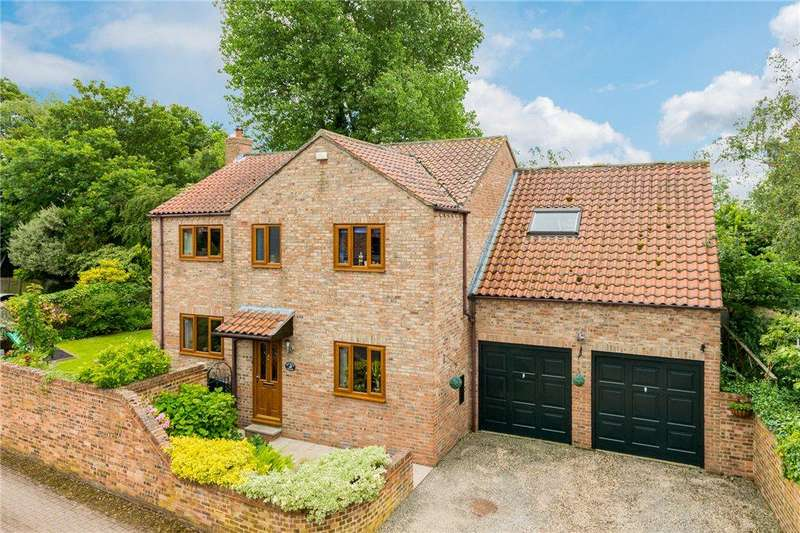 5 Bedrooms Detached House for sale in Melrose House, Exelby, Bedale, North Yorkshire