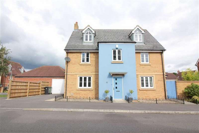 5 Bedrooms Detached House for sale in Junction Way, Mangotsfield, Bristol
