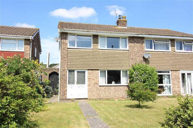 3 Bedrooms Semi Detached House for sale in Eagle Drive, Patchway, Bristol