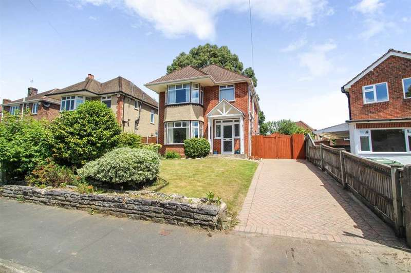 3 Bedrooms Detached House for sale in Elmsleigh Gardens, Bassett, Southampton