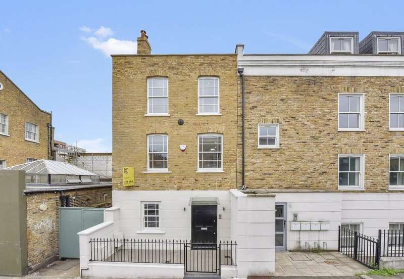4 Bedrooms End Of Terrace House for sale in Florence Road SE14