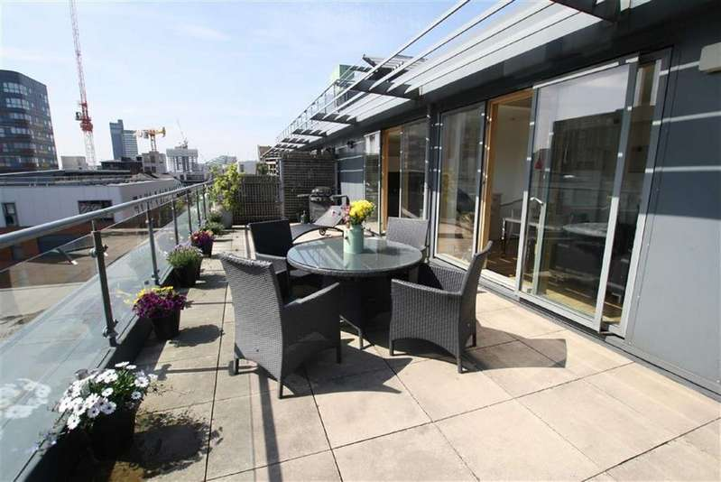 3 Bedrooms Apartment Flat for sale in McConnell Building, Manchester