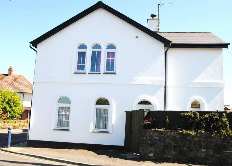4 Bedrooms Semi Detached House for sale in New Road, South Molton