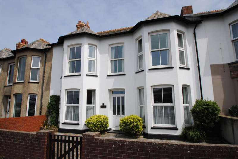 3 Bedrooms Apartment Flat for sale in Morwenna Terrace, Bude