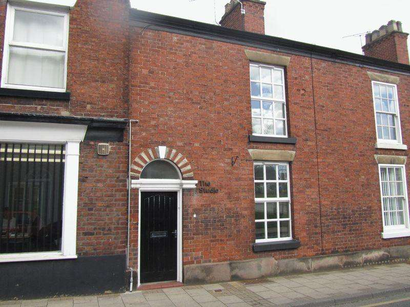 2 Bedrooms Terraced House for sale in West Street, Congleton