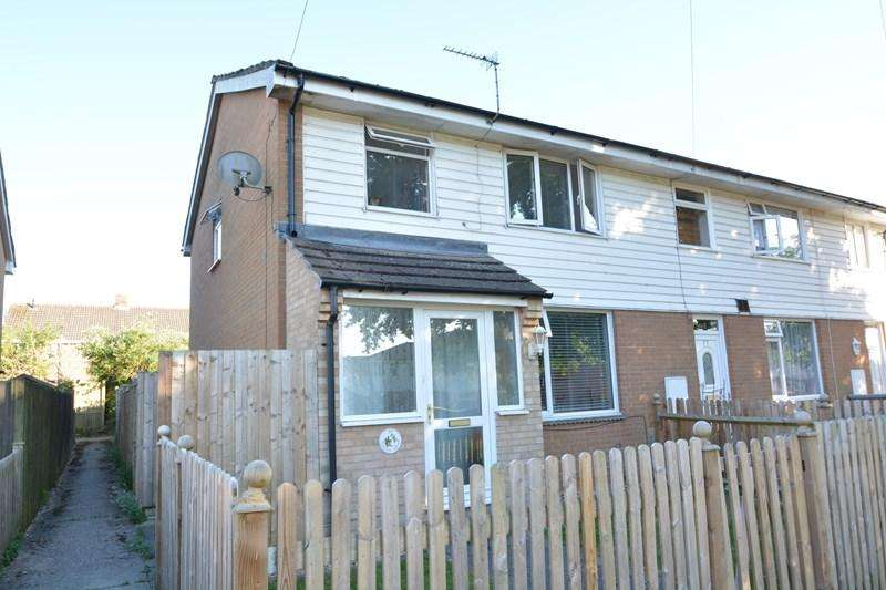 3 Bedrooms End Of Terrace House for sale in Colenzo Drive, Andover