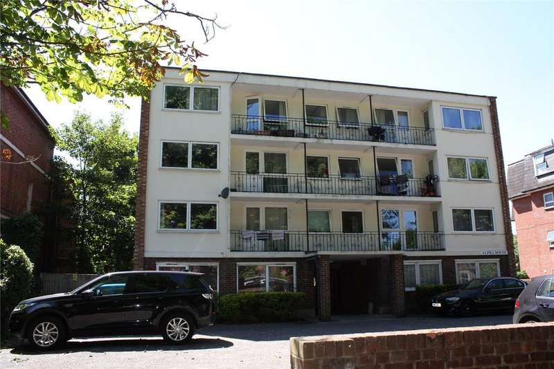 Studio Flat for sale in Alpha House, Kendrick Road, Reading, Berkshire, RG1