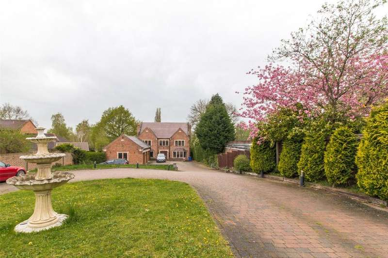 5 Bedrooms Detached House for sale in Bawtry Road, Bessacarr, Doncaster, South Yorkshire, DN4