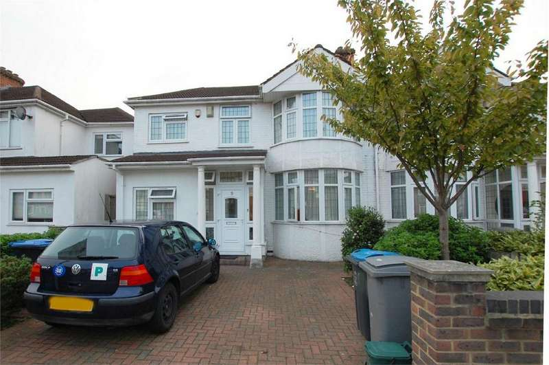 4 Bedrooms Semi Detached House for sale in BERKELEY ROAD, LONDON