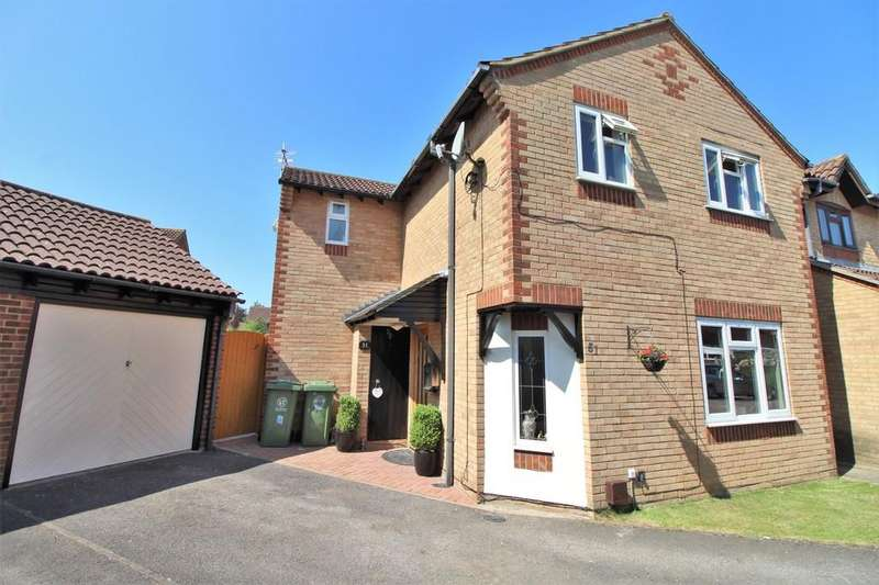 3 Bedrooms Detached House for sale in Corby Crescent, Anchorage Park