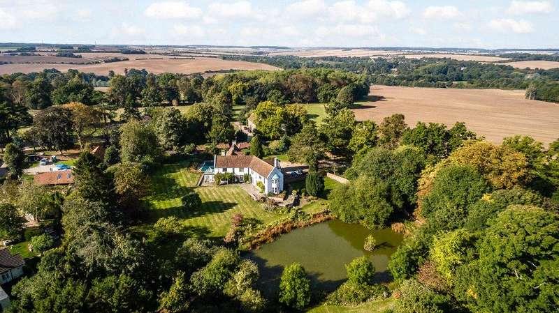 9 Bedrooms Detached House for sale in Le Pavillon, Shortgrove, Newport, Saffron Walden, Essex, CB11