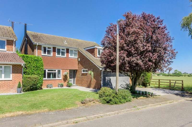 4 Bedrooms Detached House for sale in 11 Walducks Close