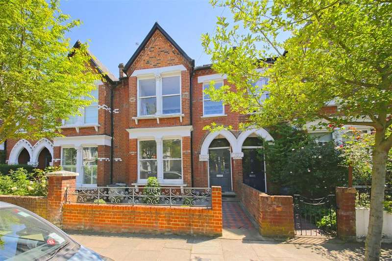 4 Bedrooms House for sale in Gresley Road, London N19