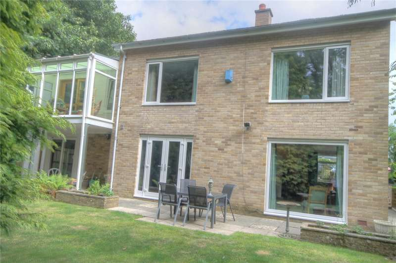 4 Bedrooms Detached House for sale in Thurlow Grove, Newton Aycliffe, Co. Durham, DL5