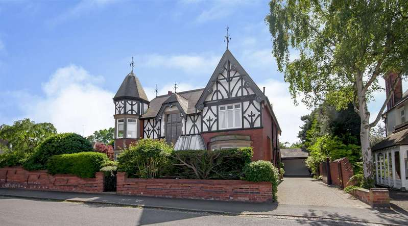 5 Bedrooms Detached House for sale in Briar Gate, Long Eaton