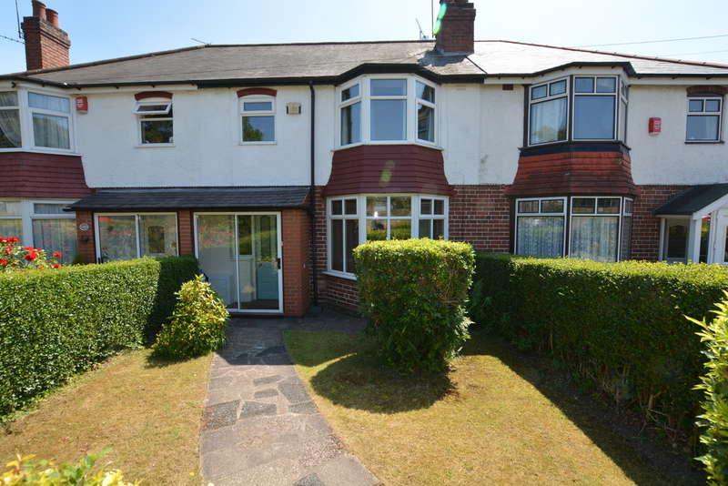 3 Bedrooms Terraced House for sale in Court Oak Road, Harborne
