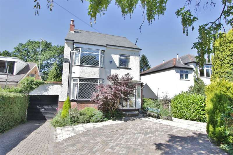 4 Bedrooms Detached House for sale in Quarry Road, Totley, Sheffield, S17 4DA