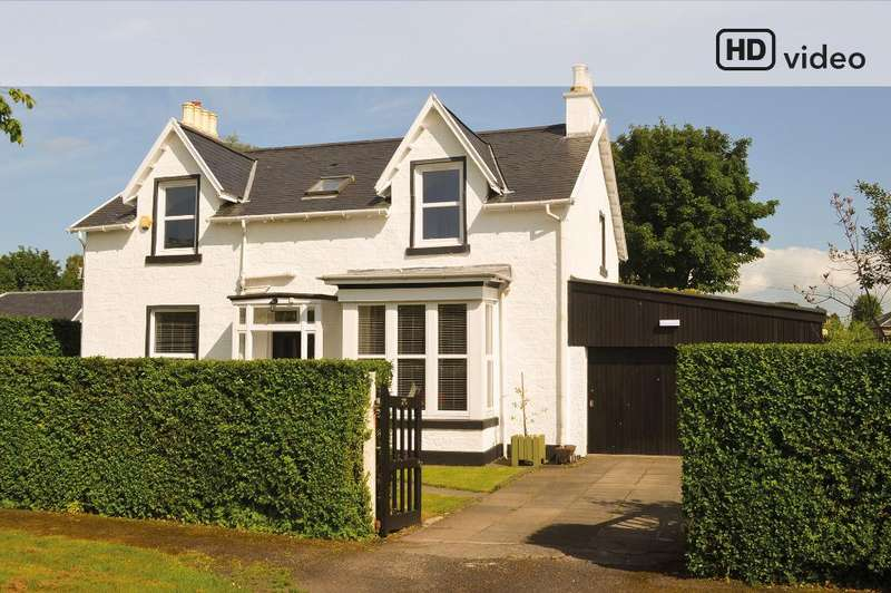 4 Bedrooms Detached House for sale in Adelaide Street , Helensburgh, Argyll Bute , G84 7RD