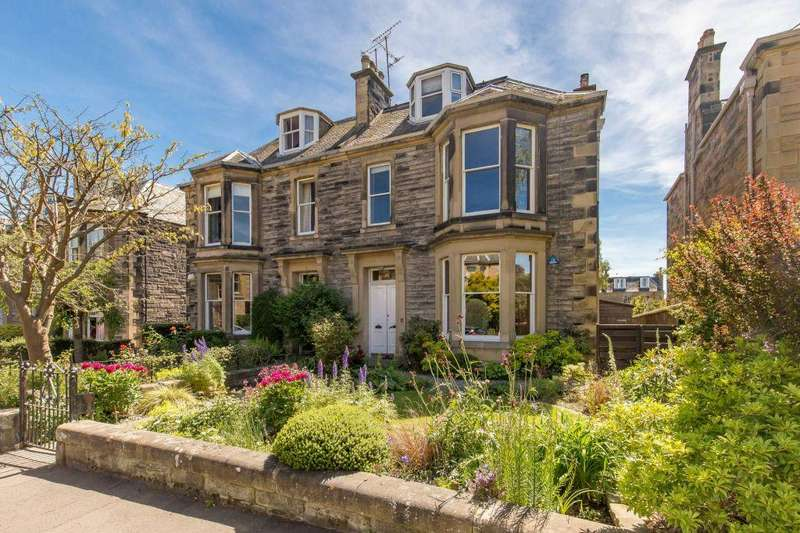 4 Bedrooms Maisonette Flat for sale in 29a, Fountainhall Road, Grange, EH9 2LN