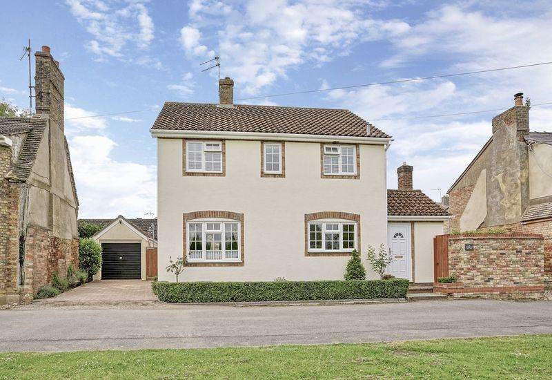 4 Bedrooms Detached House for sale in Brookside, Alconbury
