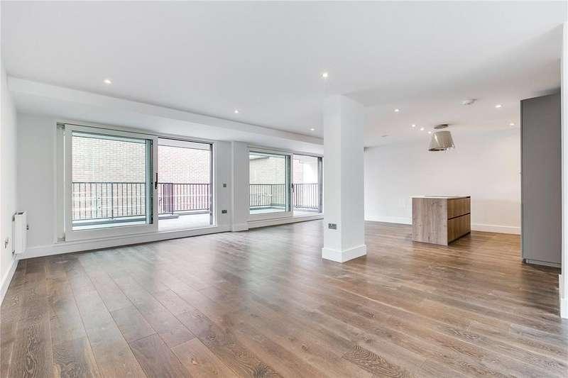 3 Bedrooms Flat for sale in 25 Downham Road, London, N1