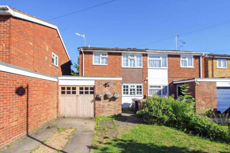 3 Bedrooms Semi Detached House for sale in Dawlish Road, Luton