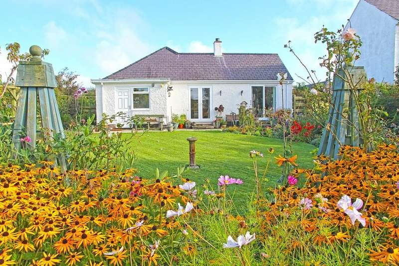 3 Bedrooms Detached Bungalow for sale in Brynteg, Llansadwrn, North Wales