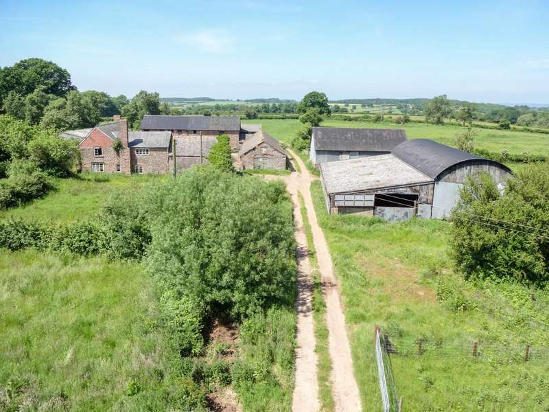 Land Commercial for sale in Hatfield, Leominster, Herefordshire, HR6 0SG
