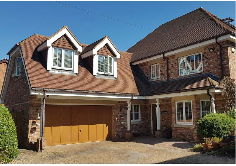6 Bedrooms Detached House for sale in Binfield