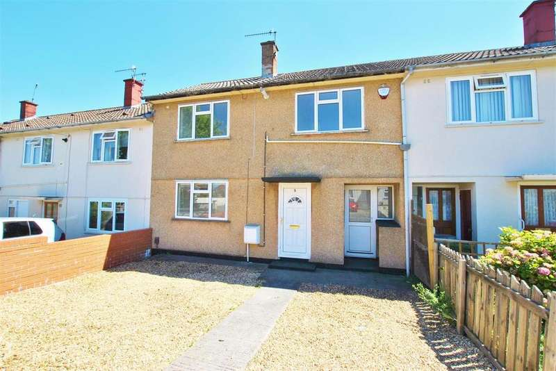 3 Bedrooms Terraced House for sale in Mowcroft Road, Hartcliffe