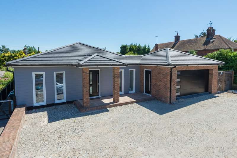 4 Bedrooms Detached Bungalow for sale in Silver Hill Road, Willesborough, Ashford, TN24