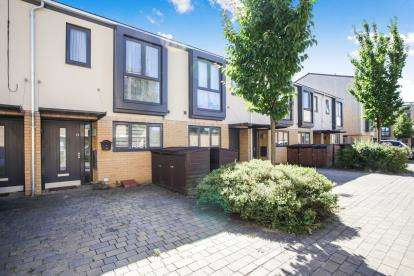 2 Bedrooms Terraced House for sale in Richmond Drive, Houghton Regis, Dunstable, Bedfordshire