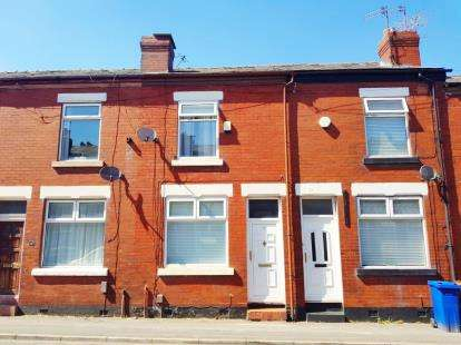 2 Bedrooms Terraced House for sale in Upper Brook Street, Hillgate, Stockport, Cheshire